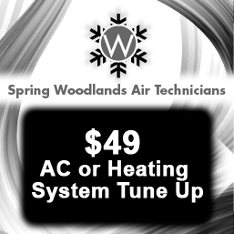 AC or Heating Tuneup